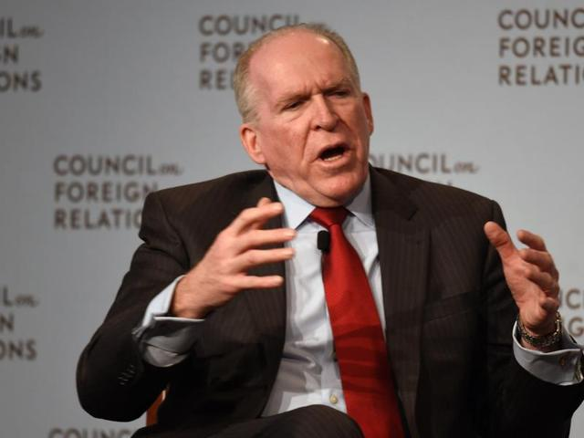 CIA director John Brennan's personal email was hacked on Wednesday.