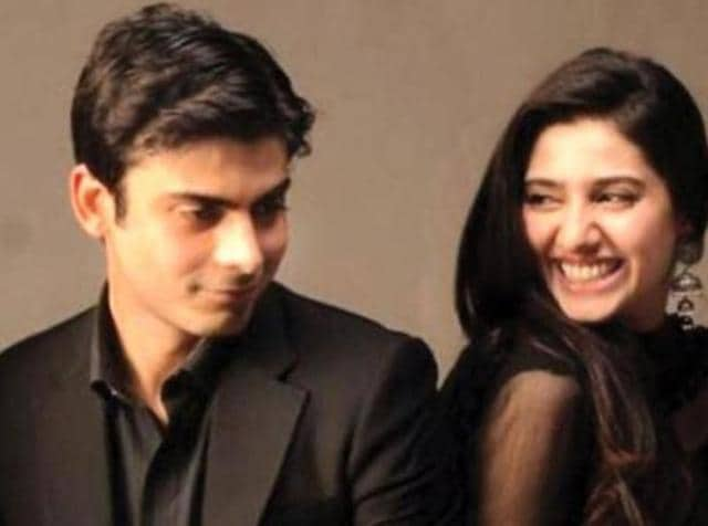 Fawad Khan,Mahira Khan,Bollywood