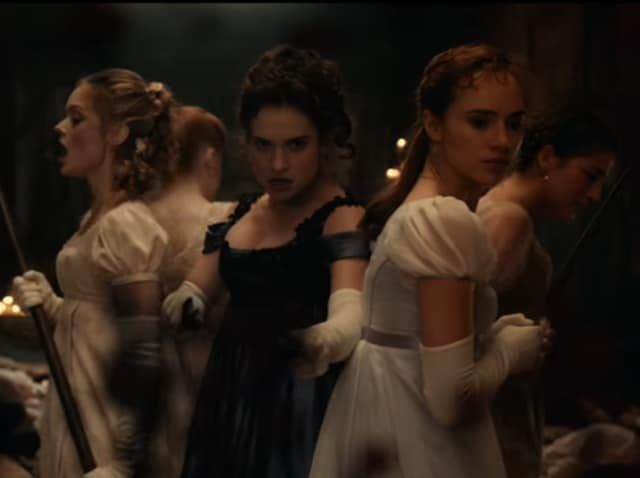 Pride and Prejudice and Zombies,Pride and Prejudice and Zombies Trailer,Pride and Prejudice