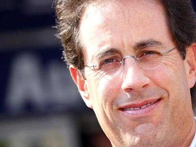 Jerry Seinfeld, 61, has made 36 million dollar between June 1, 2014 and June 1, 2015, grabbing the title of 'highest paid comedian'.
