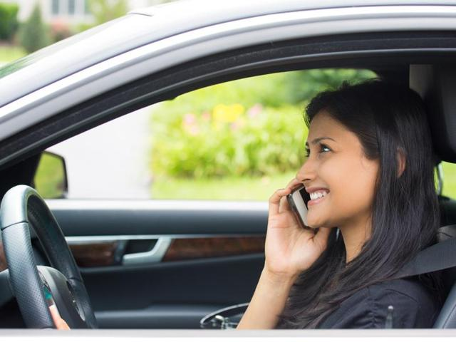 Studies suggest that a driver travelling only 40 kmph continues to be distracted for up to 27 seconds after disconnecting from highly distracting phone and car voice-command systems.