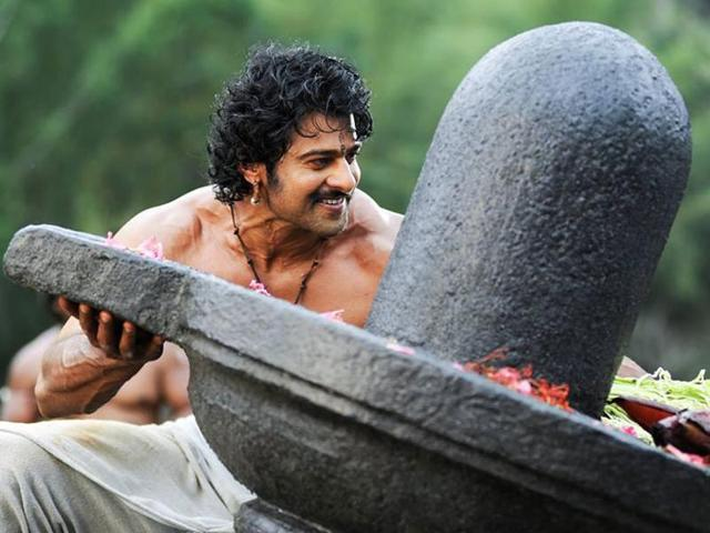 Prabhas burst into the national scene with the titular role in SS Rajamouli's Baahubali.