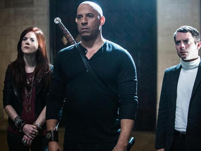 Last Witch Hunter,Last Witch Hunter review,Vin Diesel