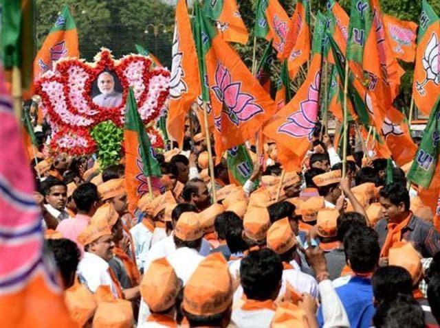 Leh elections,Bharatiya Janata Party,PDP