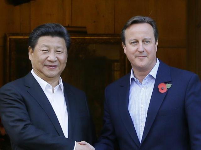 Xi Jinping,United EU,Xi's Britain visit