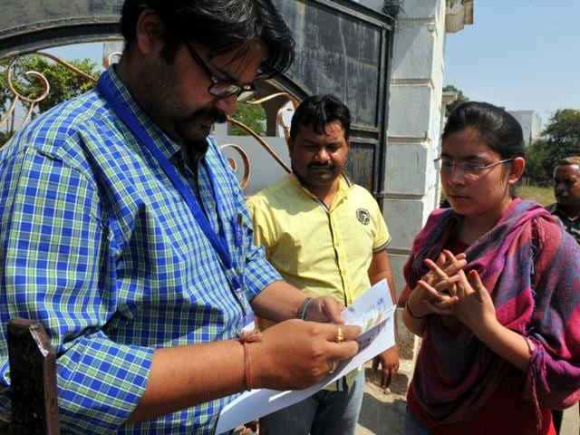 IBPS has released your online preliminary exam score for Common Written Exam, Probationary Officers /Management Trainees V.(Shankar Mourya/ HT file photo)