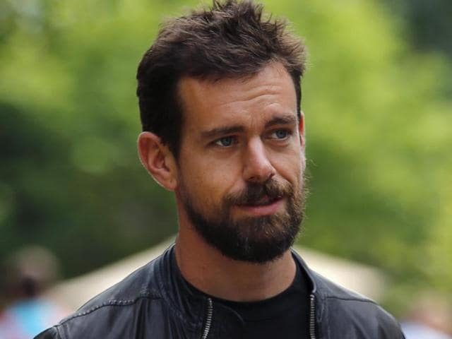 File photo of Twitter CEO and co-founder Jack Dorsey in Sun Valley, Idaho.