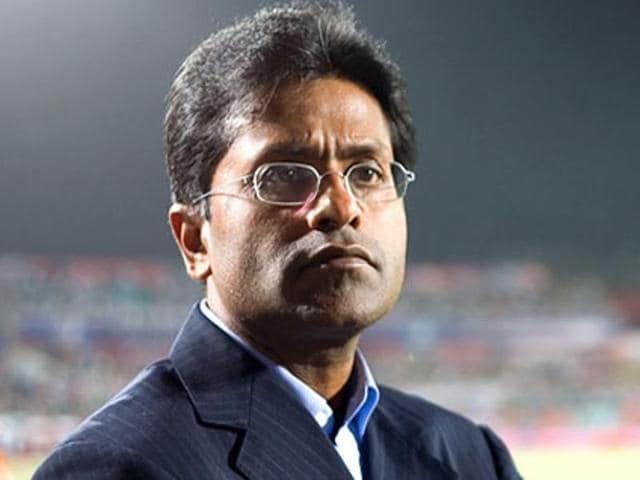 Lalit Modi, who has been living in London over the past five years, faces an Enforcement Directorate probe into charges of money laundering.