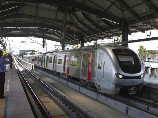 The MMOPL has witnessed a gradual rise in ridership, up to 3 lakh commuters, in the past few months.