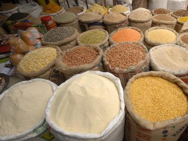 A drought year and the skyrocketing prices of pulses could play party pooper this Diwali.