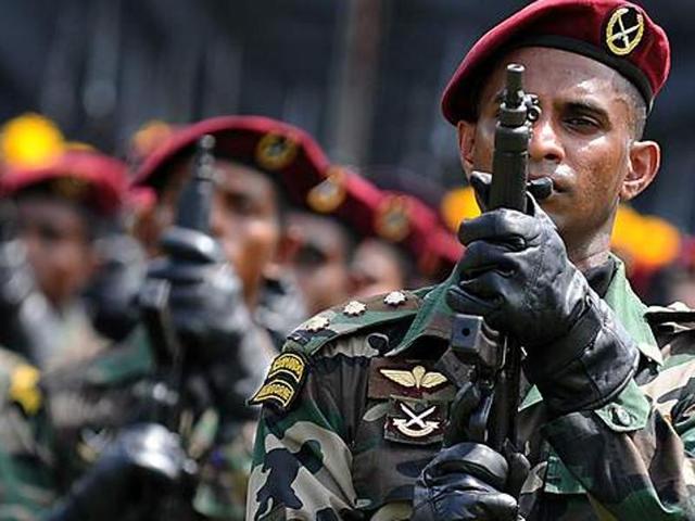 Sri Lanka soldier,Missing cartoonist,Mahinda Rajapakse