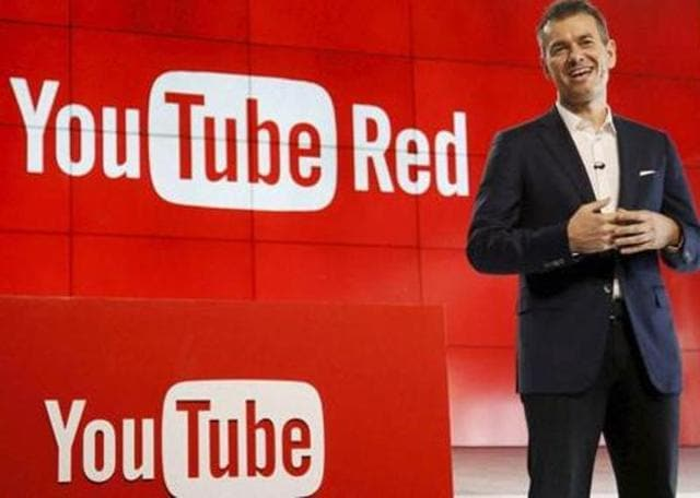 YouTube,YouTube Red,ESPN