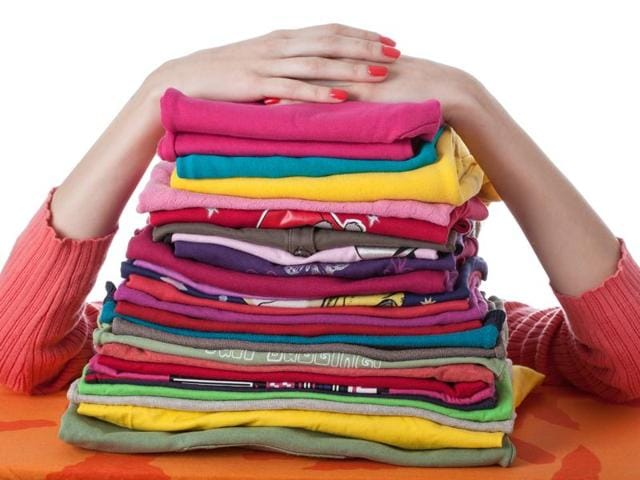 According to researchers, exposure to some of the chemicals found on our new clothes increases the risk of allergic dermatitis.