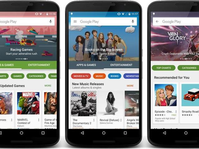 Google Play,Android,Kirill Grouchnikov