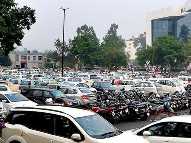 UT Administration,Parking rates,Municipal Corporation
