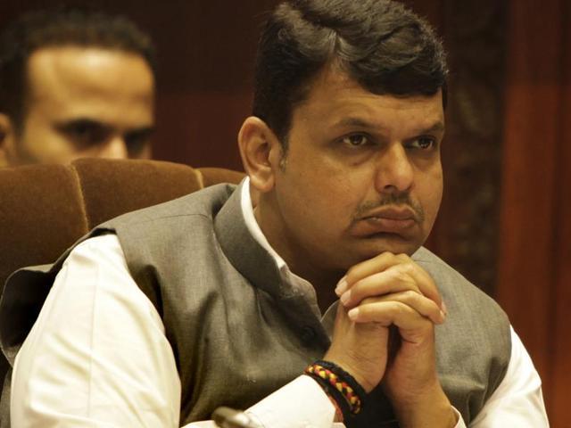File photo of Maharashtra chief minister Devandra Fadnavis