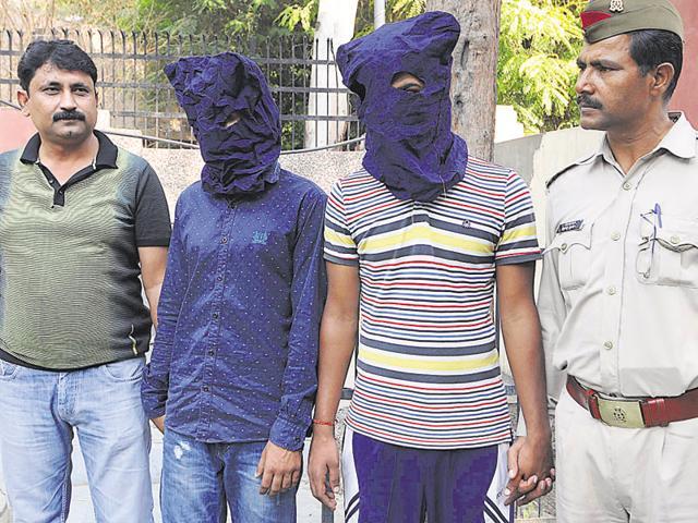 Noida,Amity Unviersity,student arrested