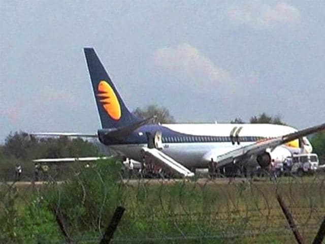 The United Kingdom has rejected Jet Airways' appeal over a 15,000-euro fine for failing to comply with European standards for carbon emission.