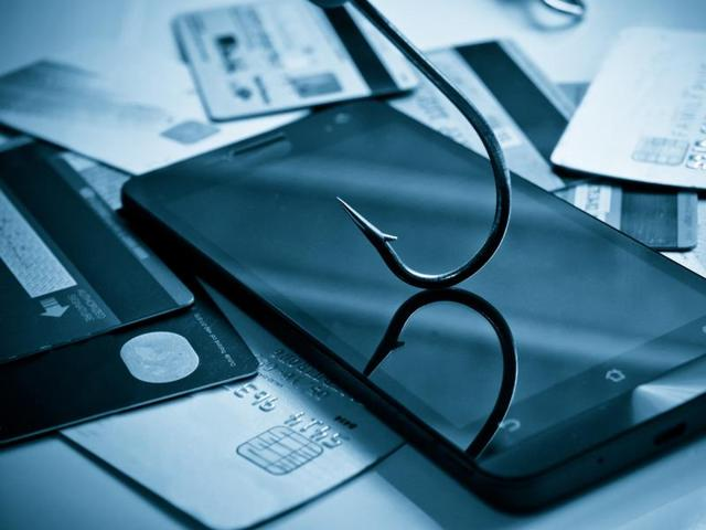 Phone banking fraud