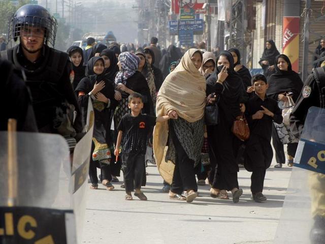 Shia Moharram bombing