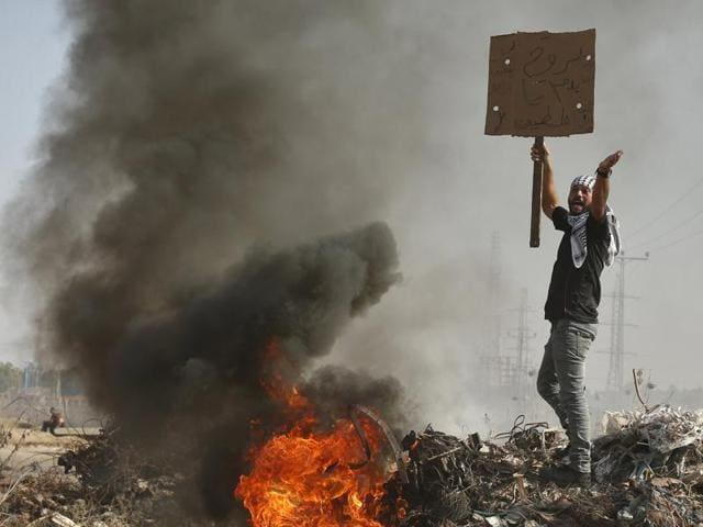 Israel-Palestine violence,Palestinian killed,Mahmud Abbas