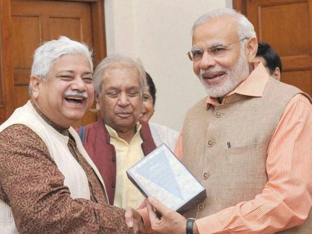Sangeet Natak Akademi,Artistes meet Modi,Prime Minister Narendra Modi