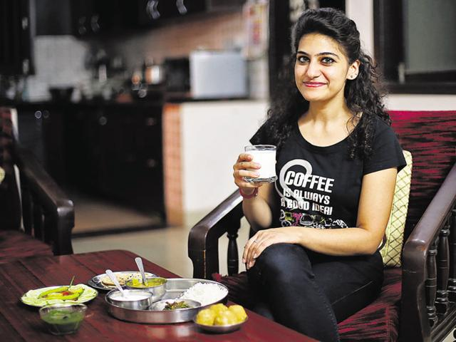 """Delhi-based PR executive Sophia Rastogi believes that much of what she finds in the city is contaminated """"purity and flavour are very important to us,"""" she says."""