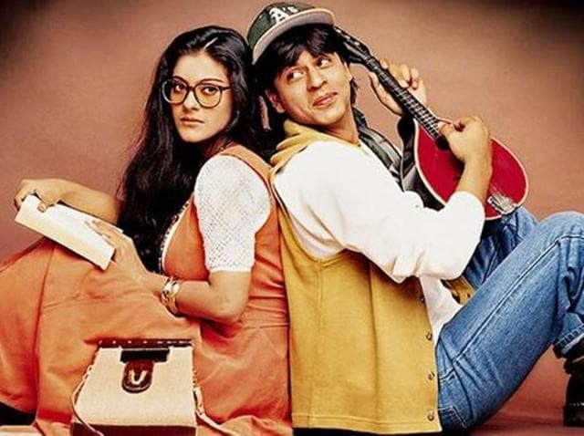A still from the timeless classic DDLJ.