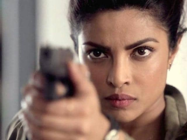 Priyanka Chopra sure needs to learn a trick or two on how to cry better.(ABC)