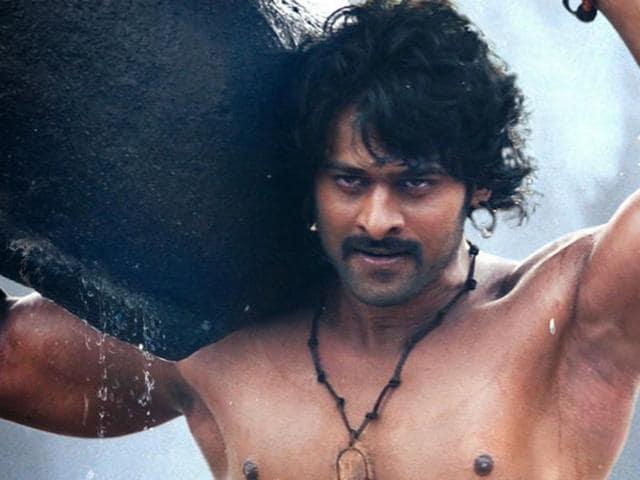 Prabhas was the protagonist of hit Telugu film Baahubali.