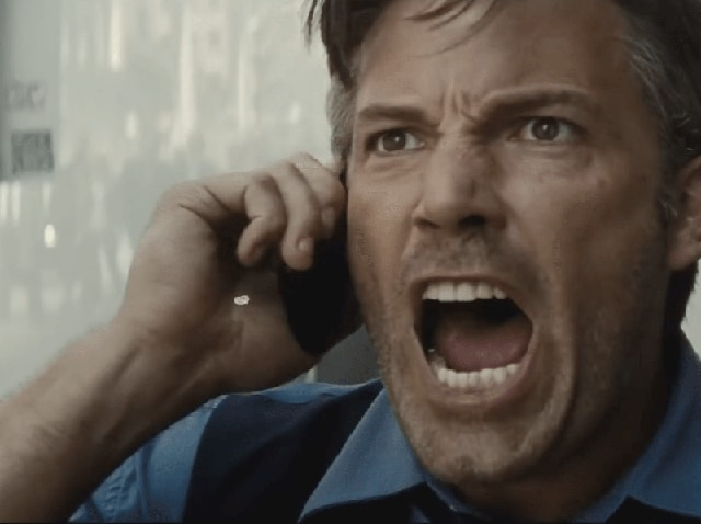 Bruce has a tremendous amount of rage for Superman.