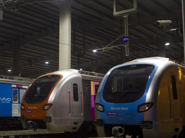 Apart from the Versova-Andheri-Ghatkopar metro line, which is operational, and the under-construction Belapur-Pendhar metro line in Navi Mumbai, work on all other metro projects is yet to start.