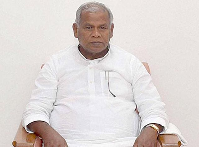 Former Bihar CM Jitan Ram Manjhi has been used by the BJP during its Bihar election campaigns to secure the SC/ST vote bank.