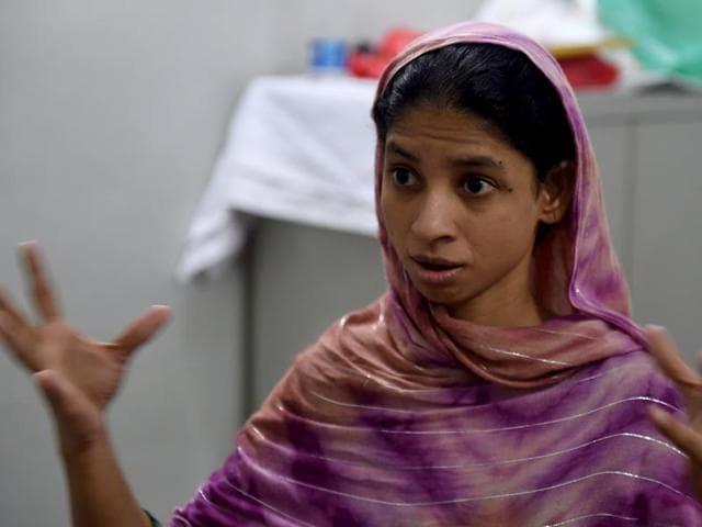 Geeta,Pakistan,Edhi foundation