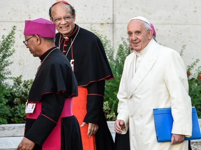 Pope,Synod,Catholic bishops