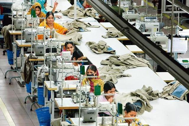 The Enforcement Directorate (ED) is investigating transactions of seven garment manufacturing companies in Ludhiana.