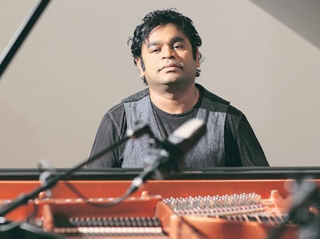 Musician ARRahman.