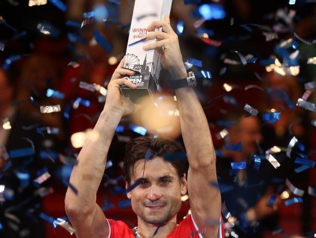 Season-ending World Tour Finals