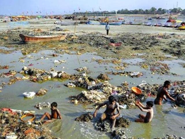 Ganga,Clean Ganga Fund,River pollution in India