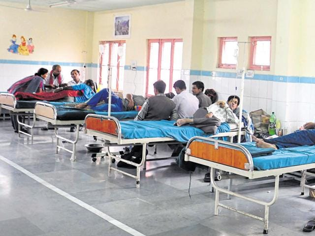 Health units in remote districts of Almora, Bageshwar, Chamoli, Pithoragarh and Champawat in Uttarakhand are reeling under staff crunch.