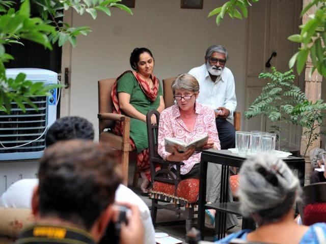 Virginia Jealous,Raj-era Mhow,Madhya Pradesh