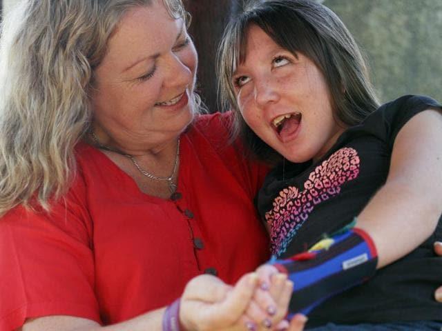 Charley Hooper,Jenn Hooper,Disability