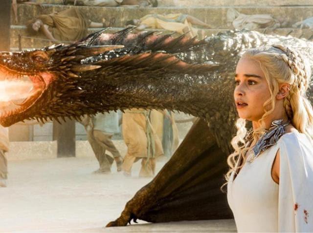 Game of Thrones,Emilia Clarke,Books