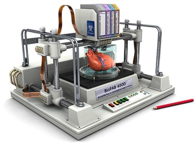 3D bio-printer