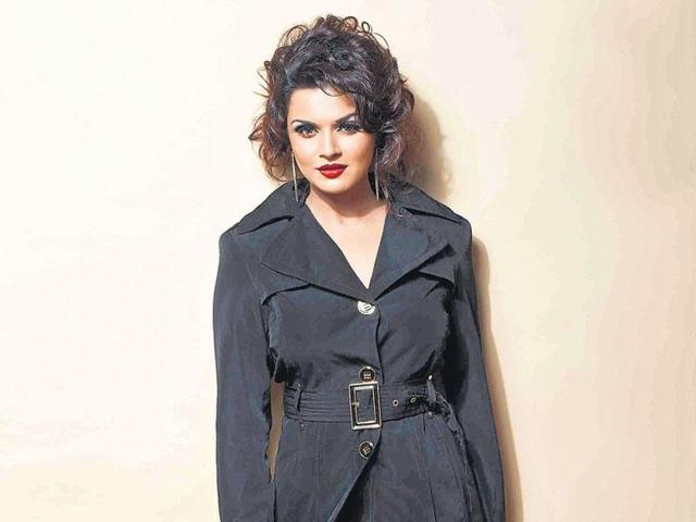 TV star Aashka Goradia has gone from strength to strengh.