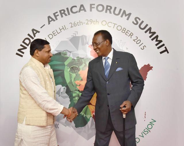 India,Africa,India-Africa Summit