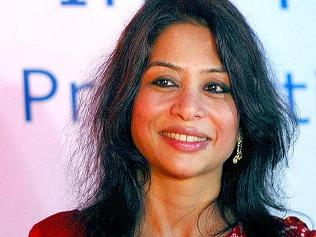 A file photo of Indrani Mukerjea, former CEO of INX Media, who has been arrested for the murder of her daughter. (HT Photo)