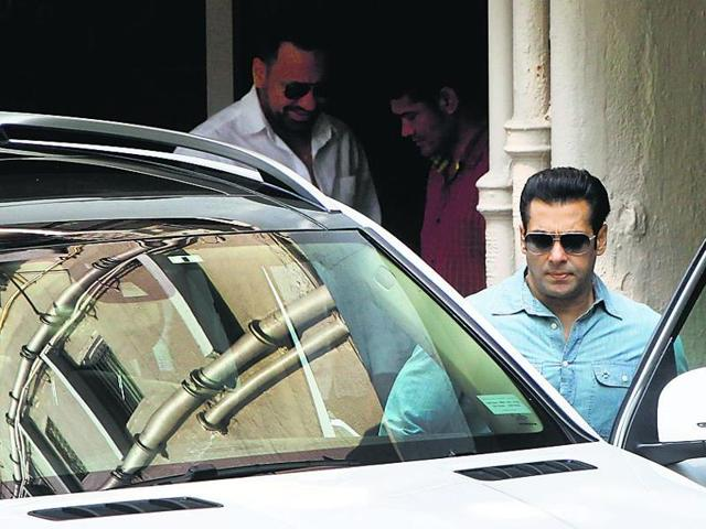 Rajasthan High Court on Tuesday relieved film star Salman Khan in the 1998 Arms Act case.