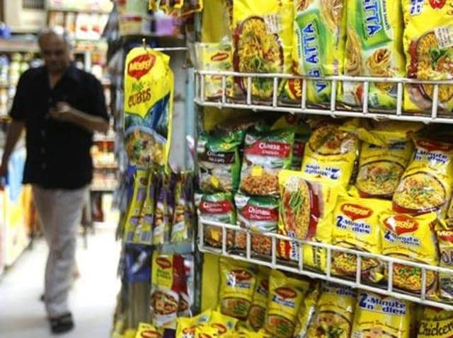 Swiss giant Nestle announced that production of its hugely populat Maggi noodles had resumed at three fo their plants.