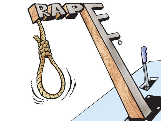 Two of the accused named in the gang rape FIR are still absconding.